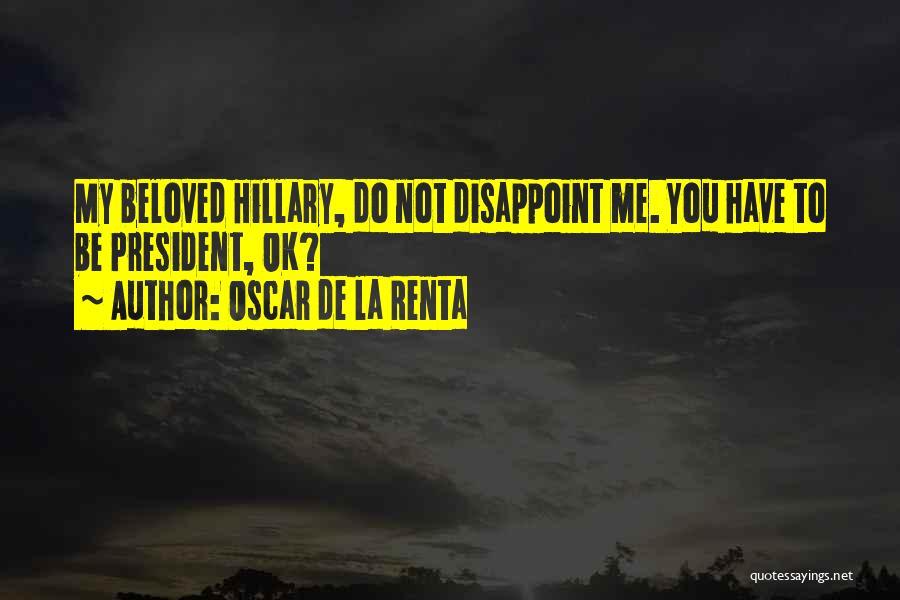 Oscar De La Renta Quotes 2040058