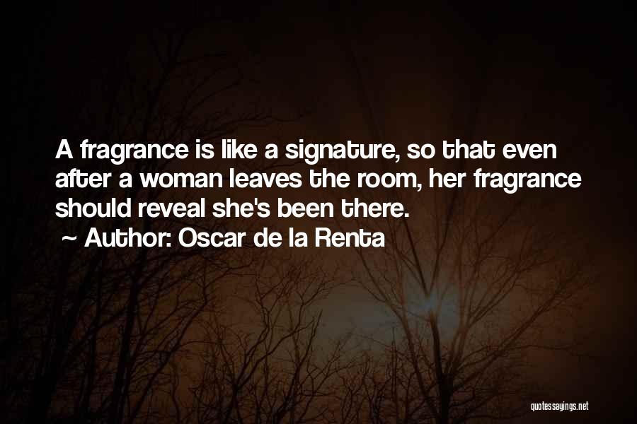 Oscar De La Renta Quotes 209647