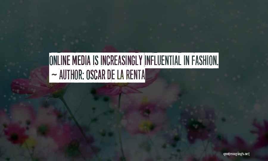 Oscar De La Renta Quotes 2161929