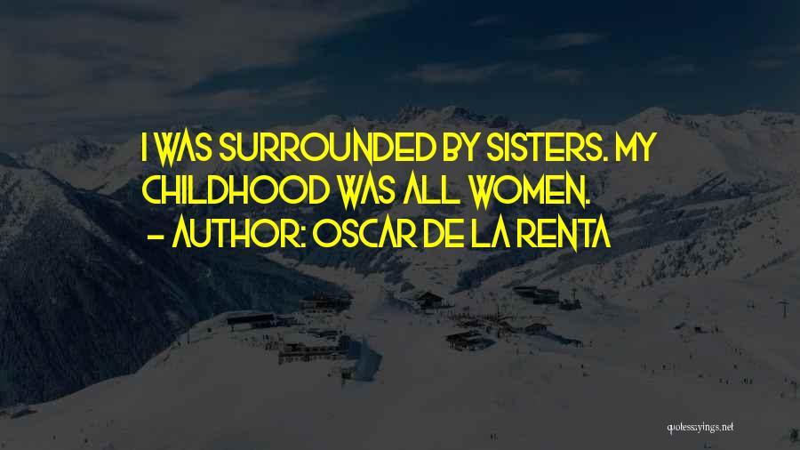 Oscar De La Renta Quotes 216264