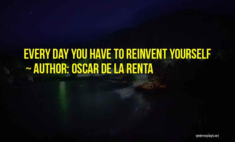 Oscar De La Renta Quotes 438512