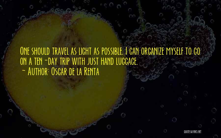 Oscar De La Renta Quotes 441764