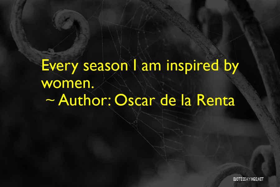 Oscar De La Renta Quotes 845700