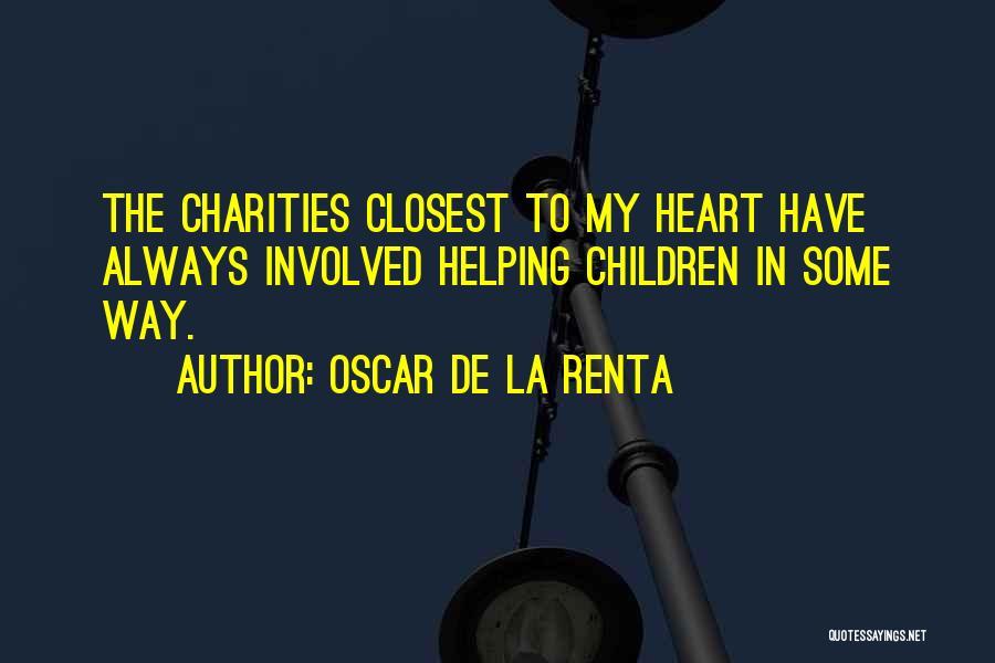 Oscar De La Renta Quotes 857074