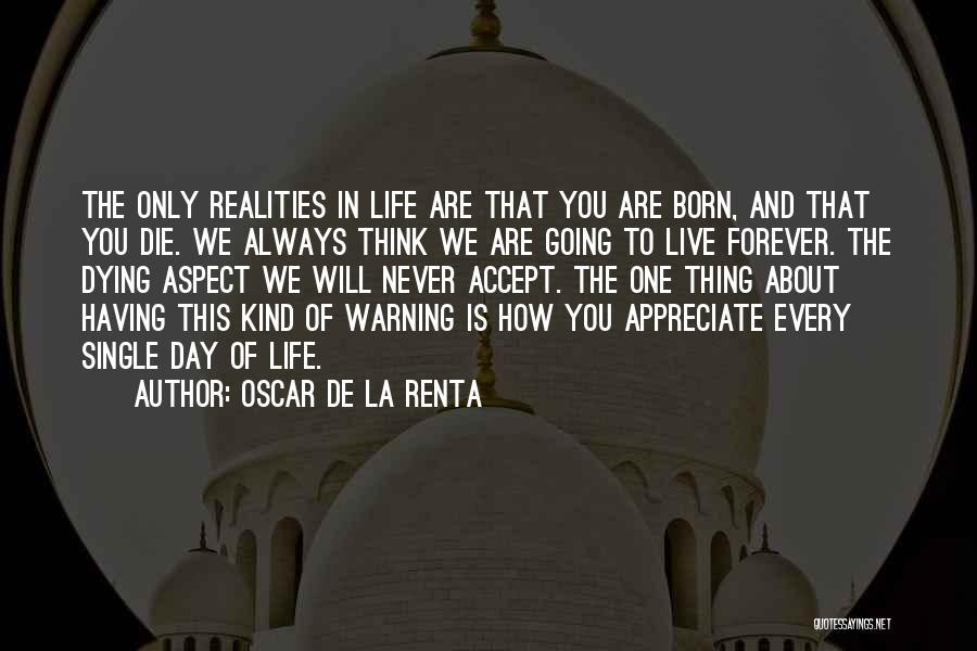 Oscar De La Renta Quotes 90235