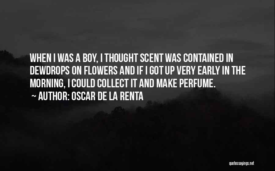 Oscar De La Renta Quotes 921649