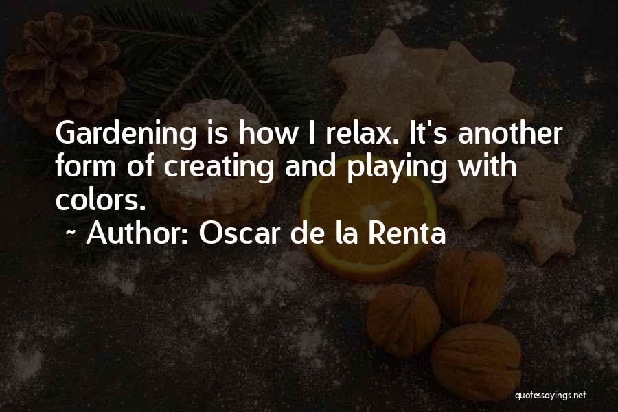 Oscar De La Renta Quotes 966903