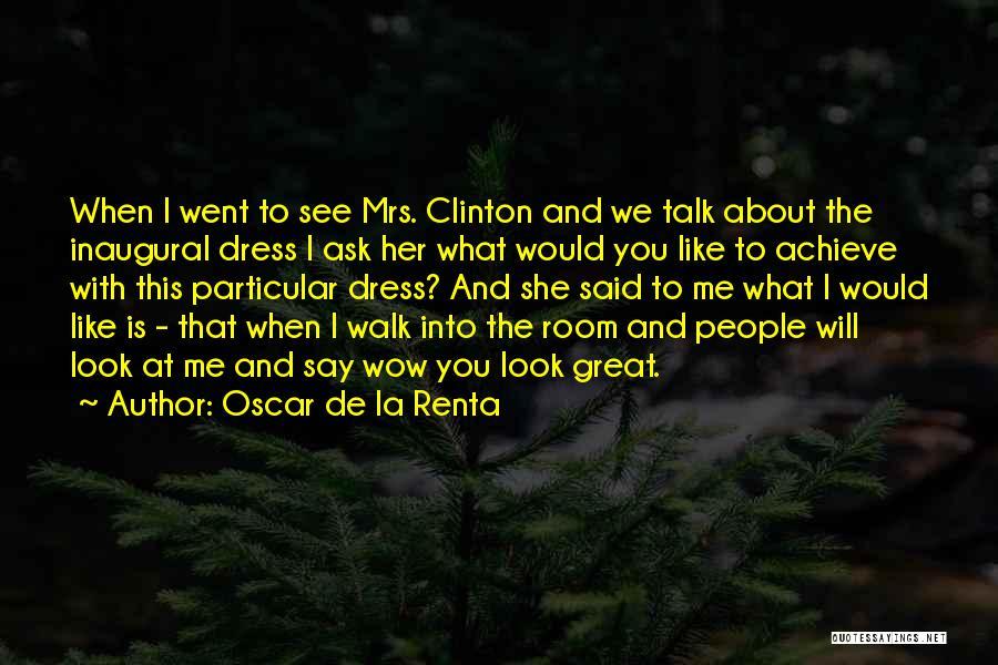 Oscar De La Renta Quotes 974576