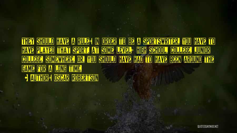 Oscar Robertson Quotes 1281945