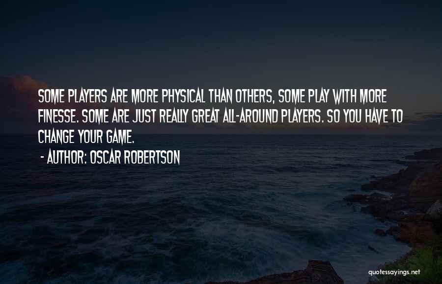 Oscar Robertson Quotes 1440202