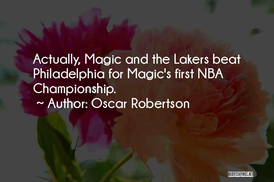 Oscar Robertson Quotes 1651918