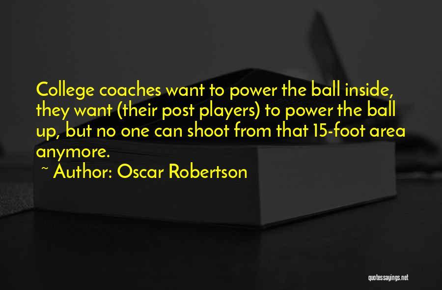 Oscar Robertson Quotes 487089