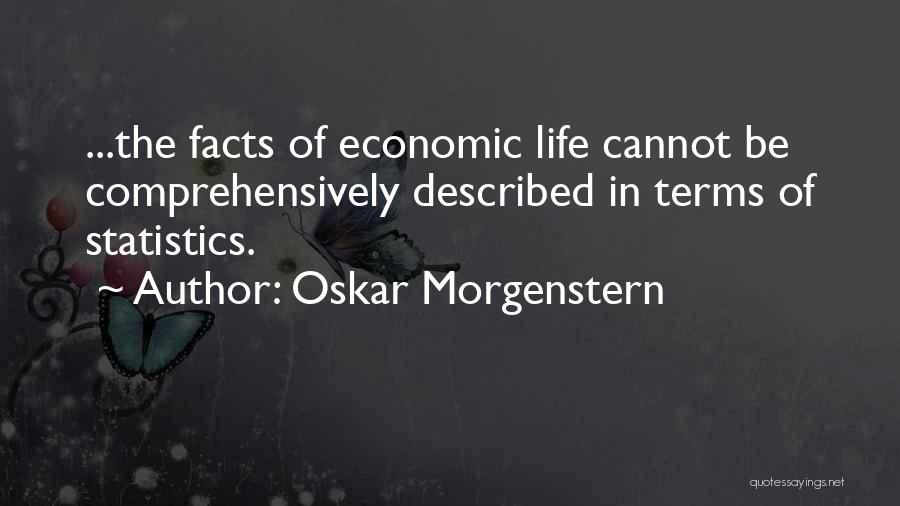 Oskar Morgenstern Quotes 1883000