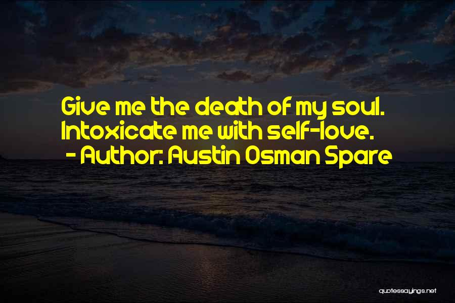 Osman Spare Quotes By Austin Osman Spare