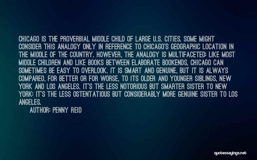 Ostentatious Quotes By Penny Reid