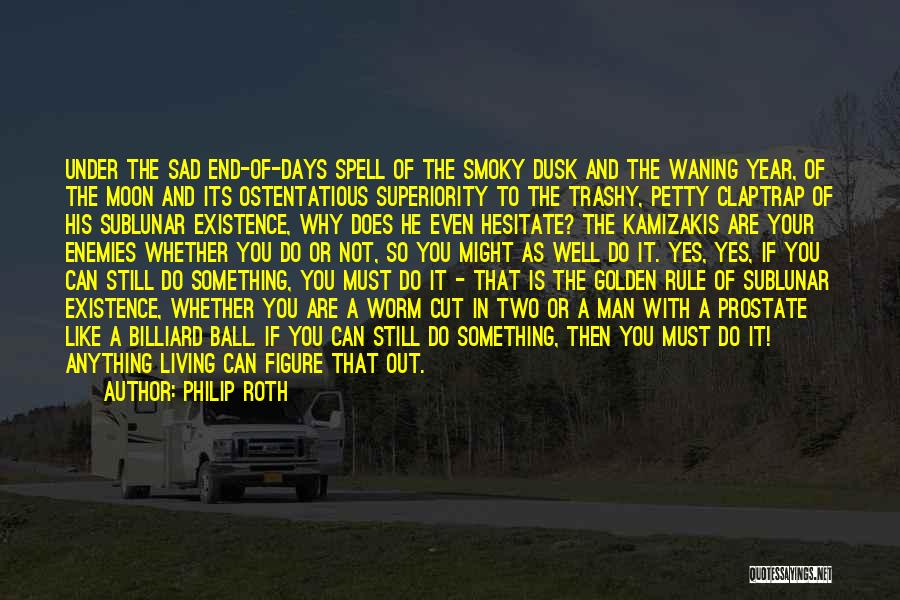 Ostentatious Quotes By Philip Roth