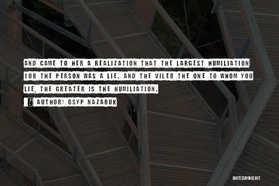 Osyp Nazaruk Quotes 207756