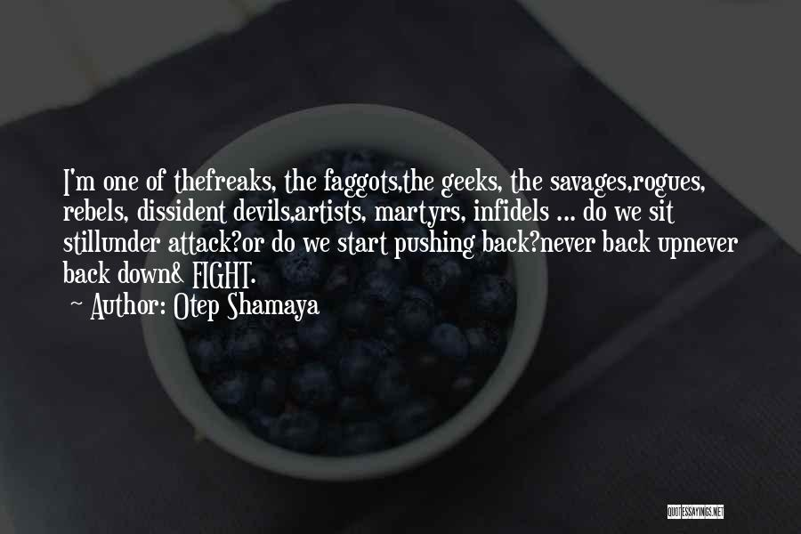 Otep Shamaya Quotes 1414366