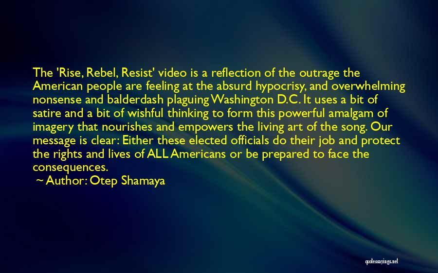 Otep Shamaya Quotes 211223
