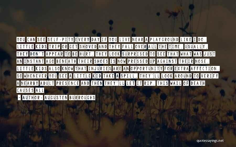 Other Half Of Me Quotes By Augusten Burroughs