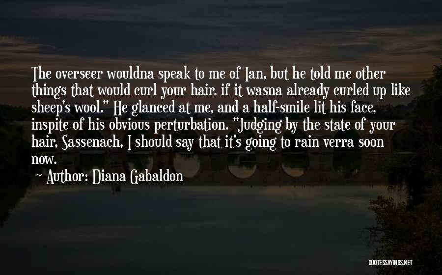 Other Half Of Me Quotes By Diana Gabaldon