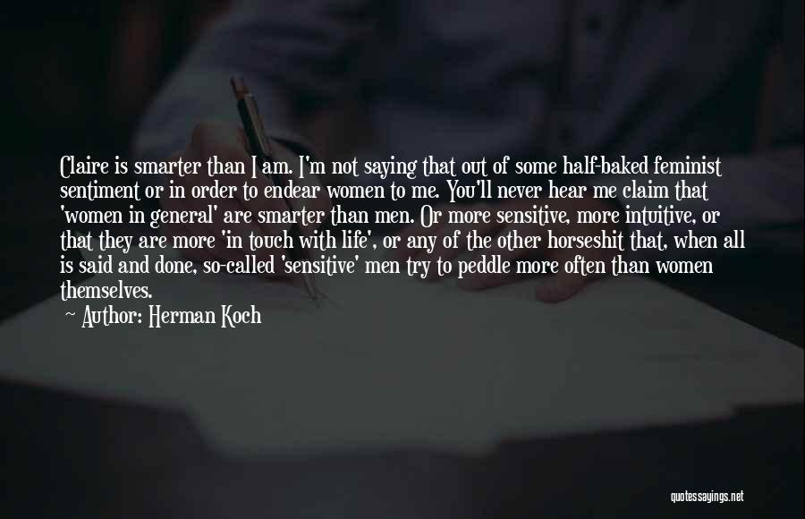 Other Half Of Me Quotes By Herman Koch