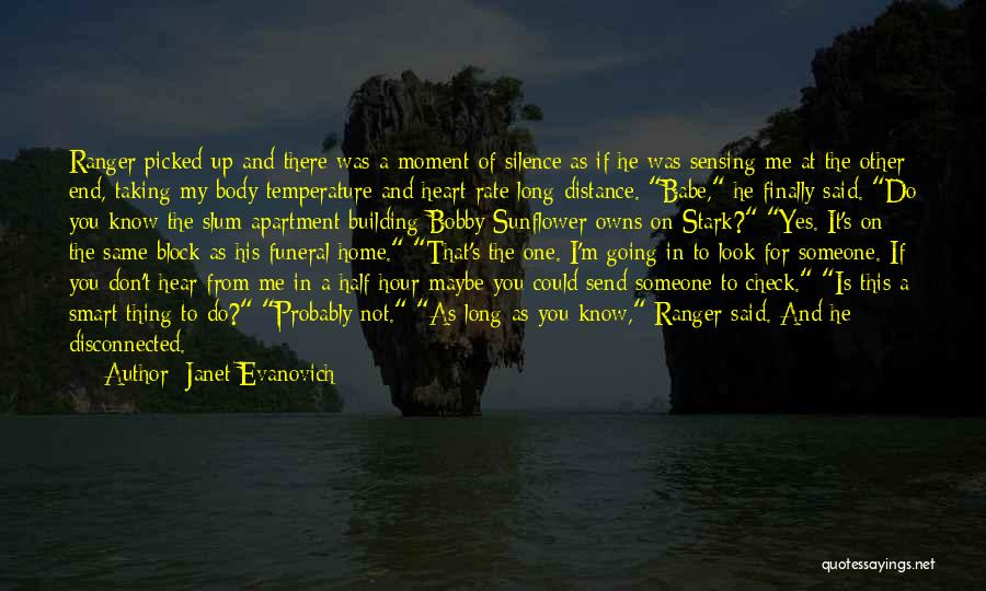 Other Half Of Me Quotes By Janet Evanovich
