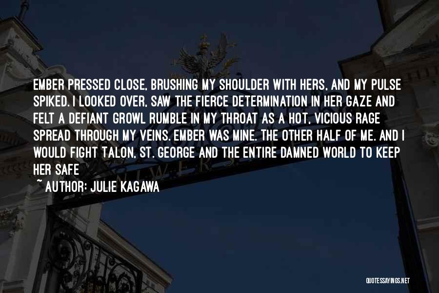 Other Half Of Me Quotes By Julie Kagawa