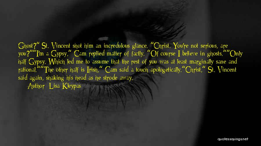 Other Half Of Me Quotes By Lisa Kleypas