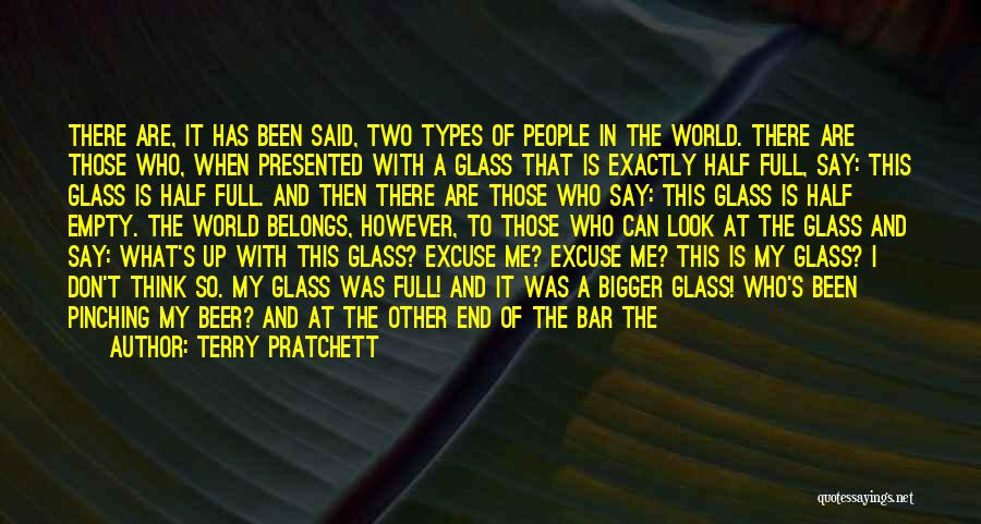 Other Half Of Me Quotes By Terry Pratchett