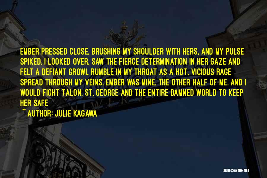 Other Half Quotes By Julie Kagawa