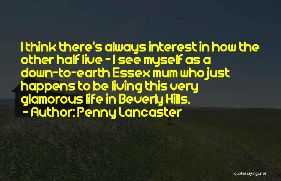 Other Half Quotes By Penny Lancaster