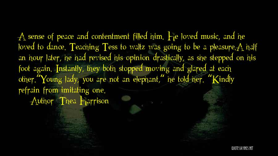 Other Half Quotes By Thea Harrison