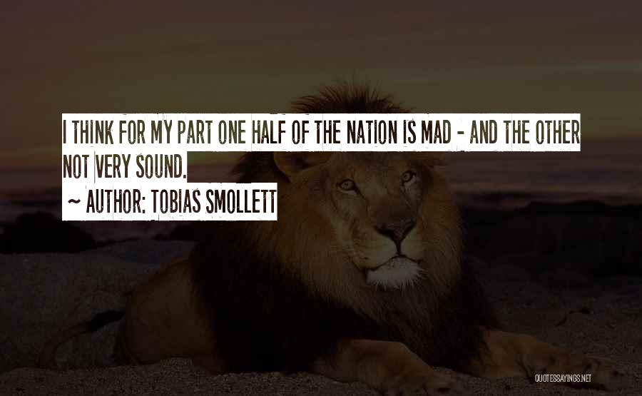 Other Half Quotes By Tobias Smollett