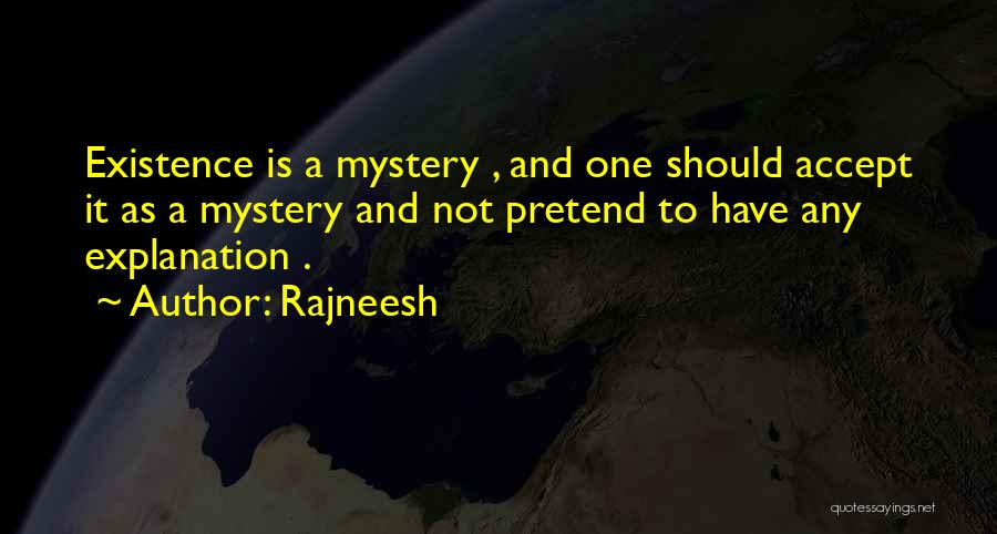 Others Not Accepting You Quotes By Rajneesh