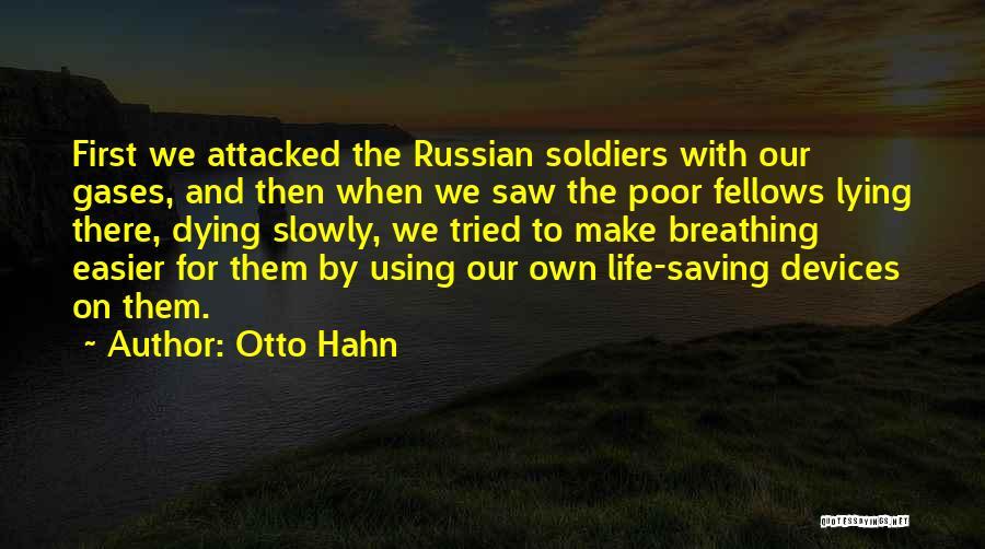 Otto Hahn Quotes 1586842