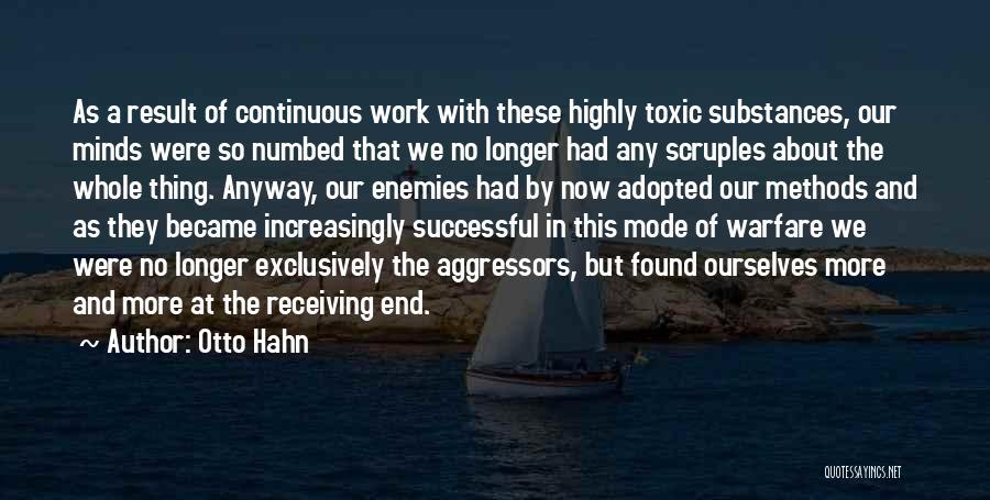 Otto Hahn Quotes 693141
