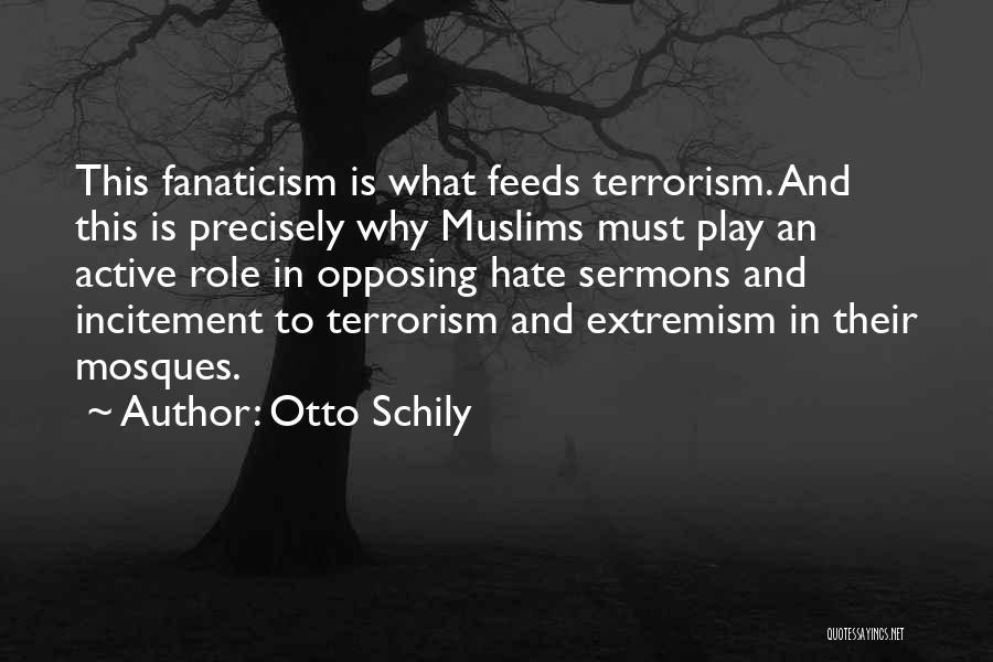 Otto Schily Quotes 146344