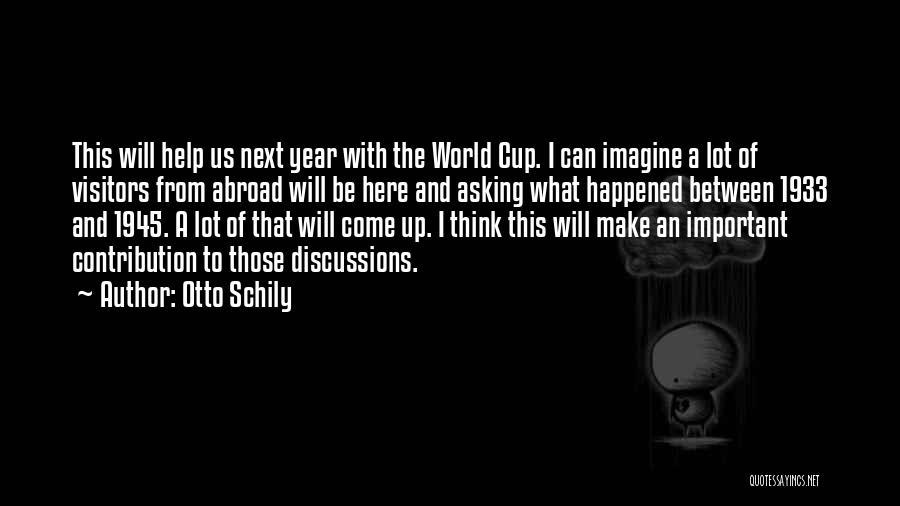 Otto Schily Quotes 1707502