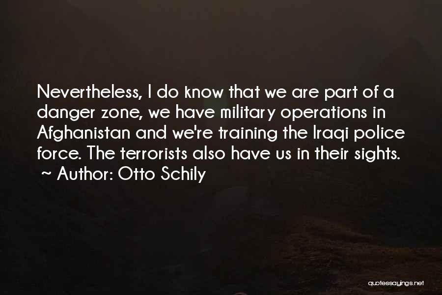 Otto Schily Quotes 1865928