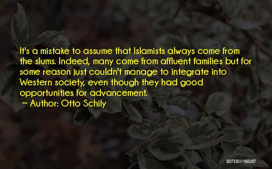 Otto Schily Quotes 448807