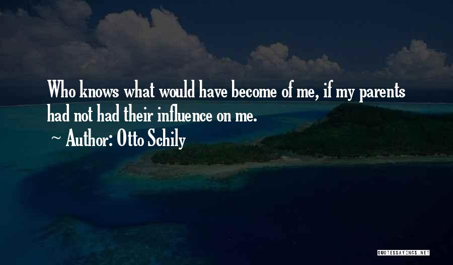 Otto Schily Quotes 688990