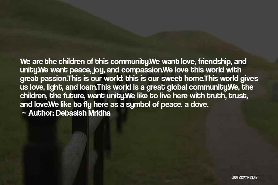 Our Friendship Like Quotes By Debasish Mridha