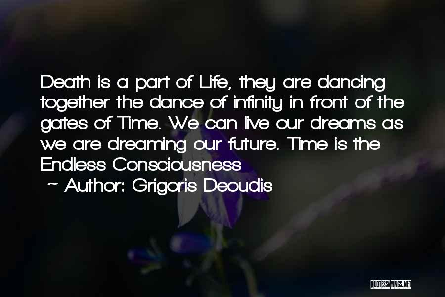 Our Future Together Quotes By Grigoris Deoudis