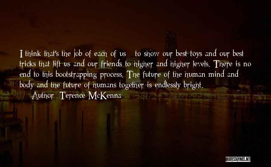 Our Future Together Quotes By Terence McKenna