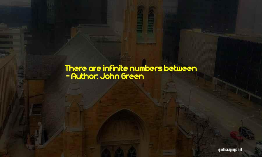 Our Love Is Forever Quotes By John Green