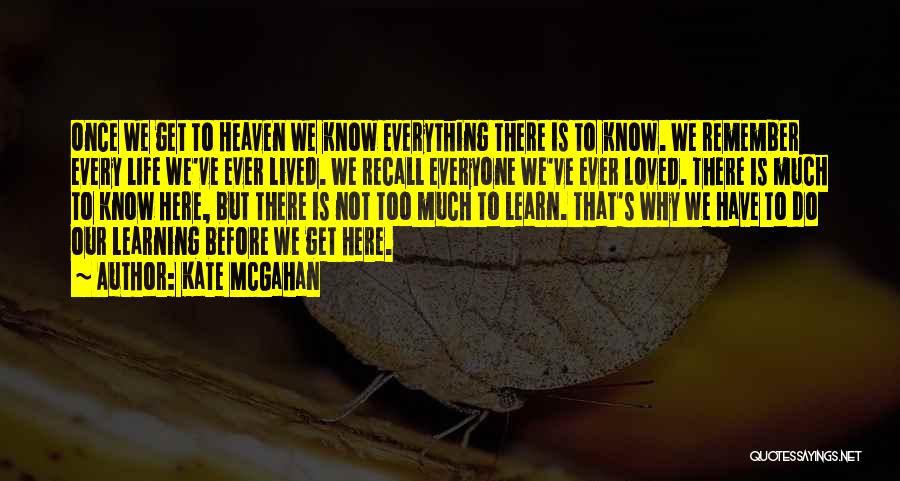 Our Love Is Not Perfect Quotes By Kate McGahan
