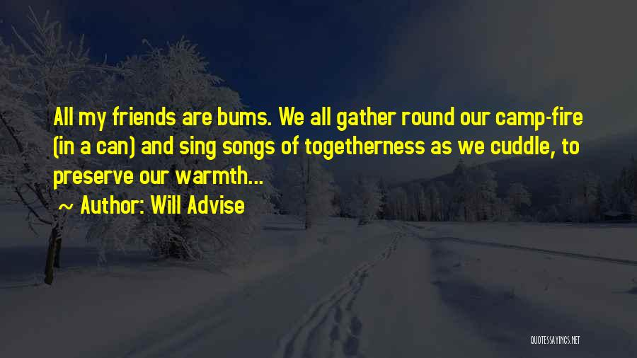 Our Song Quotes By Will Advise