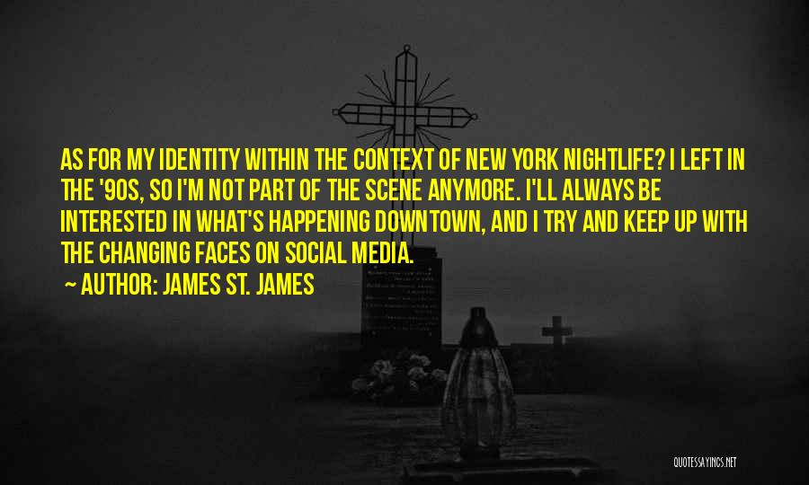 Out Of Context D&d Quotes By James St. James