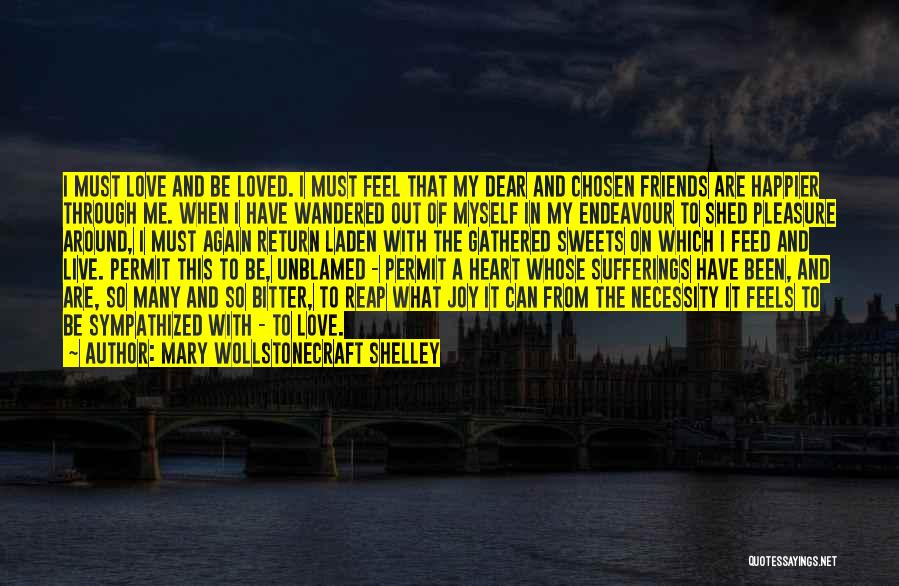 Out Of Necessity Quotes By Mary Wollstonecraft Shelley